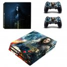 Game of Thrones decal skin for PS4 Pro Console & Controllers