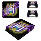 SCA Football Team decal skin for PS4 Pro Console & Controllers
