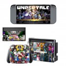 Undertale decal skin for Nintendo Switch Console & Controllers