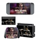 Mortal Kombat 11 decal skin for Nintendo Switch Console & Controllers