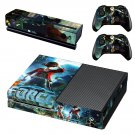 Jump Force decal skin for Xbox one Console & Controllers