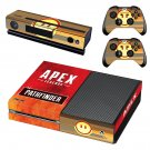 Apex Legends decal skin for Xbox one Console & Controllers