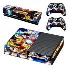 Dragon Ball decal skin for Xbox one Console & Controllers