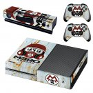 Metro Exodus decal skin for Xbox one Console & Controllers