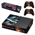 Dead or Alive 6 decal skin for Xbox one Console & Controllers
