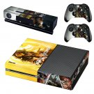 Mortal Kombat 11 decal skin for Xbox one Console & Controllers