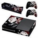 The Punisher decal skin for Xbox one Console & Controllers