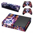 Avengers Endgame decal skin for Xbox one Console & Controllers