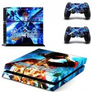 Jump Force  decal skin for PlayStation 4 Console & Controllers