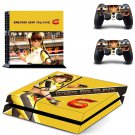 Dead or Alive 6  decal skin for PlayStation 4 Console & Controllers
