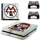 Metro Exodus  decal skin for PlayStation 4 Console & Controllers