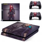 Cyberpunk 2077  decal skin for PlayStation 4 Console & Controllers