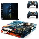 Game of Thrones  decal skin for PlayStation 4 Console & Controllers