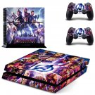 Avengers Endgame  decal skin for PlayStation 4 Console & Controllers