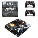 Apex Legends decal skin for PS4 Slim Console & Controllers