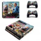 Far Cry New Dawn decal skin for PS4 Slim Console & Controllers