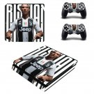 Juventus decal skin for PS4 Slim Console & Controllers