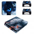 Game of Thrones decal skin for PS4 Slim Console & Controllers