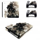 Nier automata decal skin for PS4 Slim Console & Controllers