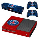 Paris Saint Germain FC decal skin for Xbox one Console & Controllers