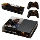 Modern Warfare decal skin for Xbox one Console & Controllers