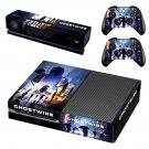 GhostWire decal skin for Xbox one Console & Controllers