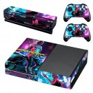 Cyberpunk 2077 decal skin for Xbox one Console & Controllers