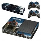 Ghost Recon breakpoint decal skin for Xbox one Console & Controllers