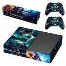 WarFrame decal skin for Xbox one Console & Controllers