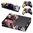 JoJo's Bizarre Adventure decal skin for Xbox one Console & Controllers
