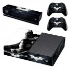 Batman decal skin for Xbox one Console & Controllers