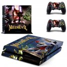 MediEvil decal skin for PlayStation 4 Console & Controllers