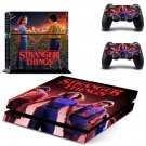 Stranger Things decal skin for PlayStation 4 Console & Controllers