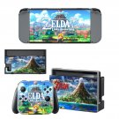 Zelda links's awakening decal skin for Nintendo Switch Console & Controllers