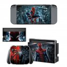 Spider Man decal skin for Nintendo Switch Console & Controllers