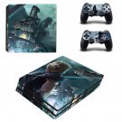 Final Fantasy 7 Advent Children decal skin for PS4 Pro Console & Controllers