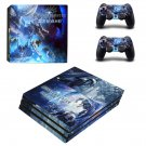 Monster Hunter World iceborne decal skin for PS4 Pro Console & Controllers