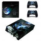 Final Fantasy 7 remake decal skin for PS4 Pro Console & Controllers