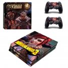Borderlands 3 decal skin for PS4 Pro Console & Controllers