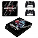 Watch Dogs legion decal skin for PS4 Pro Console & Controllers