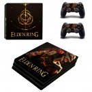 Elden Ring decal skin for PS4 Pro Console & Controllers