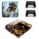 Ghost Recon breakpoint decal skin for PS4 Slim Console & Controllers