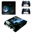 Final Fantasy 7 remake decal skin for PS4 Slim Console & Controllers