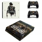 Days Gone decal skin for PS4 Slim Console & Controllers