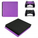 Abstraction decal skin for PS4 Slim Console & Controllers