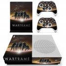 WarFrame decal skin for Xbox one S Console & Controllers