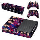 Pro Evolution Soccer 2020 decal skin for Xbox one Console & Controllers