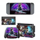 Bloodstained Ritual of the Night decal skin for Nintendo Switch Console & Controllers