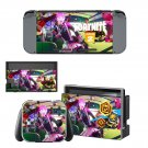 Fortnite decal skin for Nintendo Switch Console & Controllers