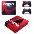 Control decal skin for PS4 Pro Console & Controllers